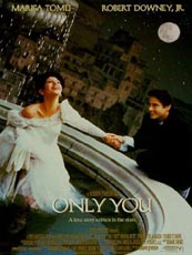 Affiche du film Only you (1994)