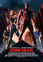 Affiche miniature du film Daredevil
