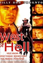 Affiche miniature du film West of hell