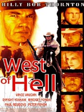 Affiche du film West of hell