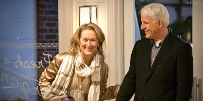 pas si simple meryl streep steve martin zoom. Black Bedroom Furniture Sets. Home Design Ideas