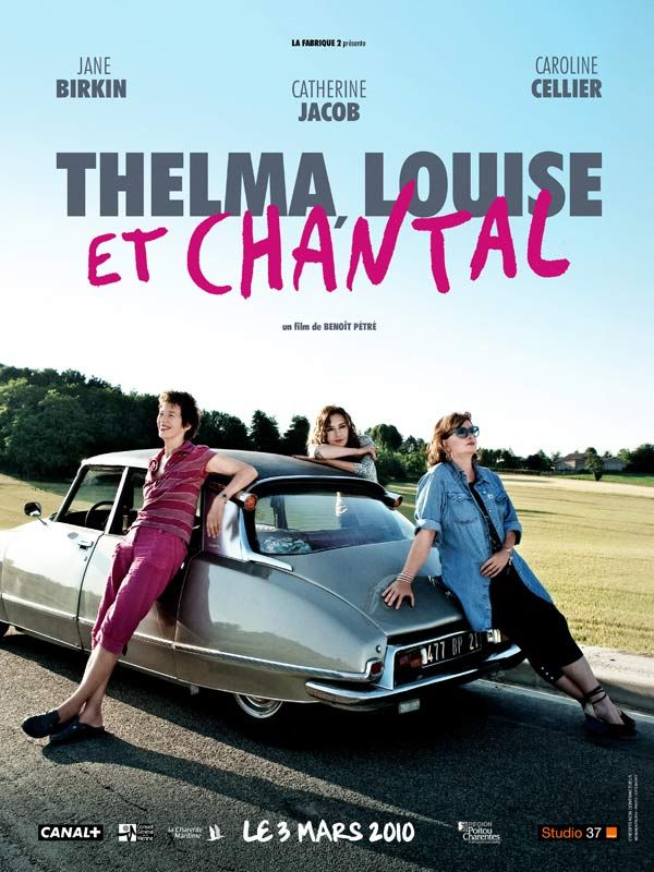 Thelma, Louise et Chantal movie