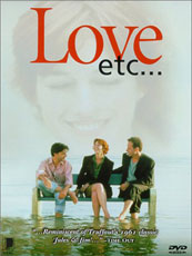 Affiche du film Love etc.