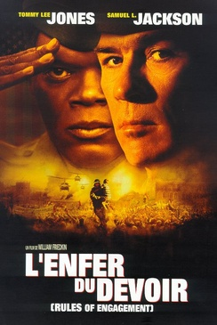 Affiche du film L'enfer du devoir