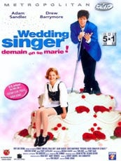 Affiche du film Wedding Singer, demain on se marie !