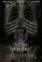 Affiche miniature du film Alone in the Dark