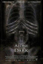 Affiche du film Alone in the Dark
