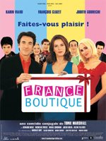 Affiche du film France Boutique