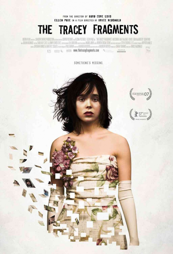 The Tracey Fragments affiche
