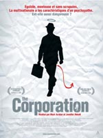 Affiche du film The Corporation
