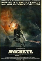Affiche miniature du film Machete