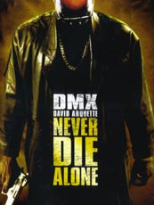 Affiche du film Never Die Alone