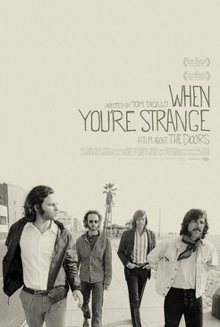 Affiche du film When you're strange