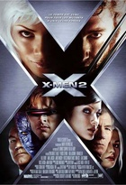 Affiche miniature du film X-Men 2