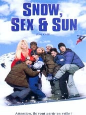 Affiche du film Snow Sex et Fun