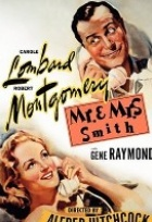Affiche miniature du film Mr and Mrs Smith (1941)