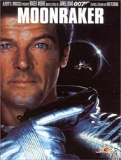 Affiche du film Moonraker