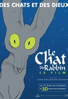 Affiche miniature du film Le Chat du Rabbin