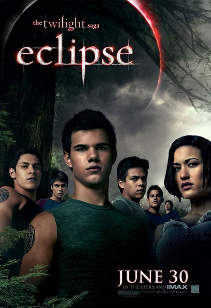 eclipse poster the werewolves