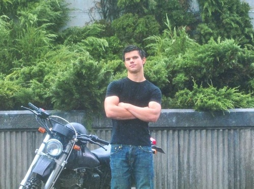 photo tournage 2 taylor lautner