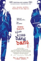 Affiche miniature du film Shane Black's Kiss Kiss Bang Bang