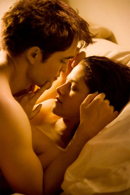 premi re photo twilight 4 robert pattinson kristen stewart