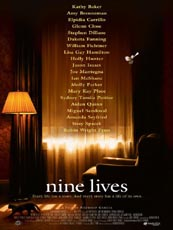 Affiche du film Nine Lives