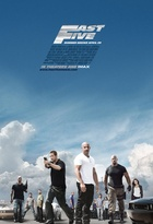 Affiche miniature du film Fast Five