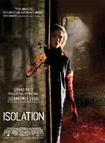 Affiche du film Isolation
