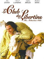Affiche du film Le Club des Libertins