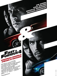 Fast and Furious 4 : l'affiche