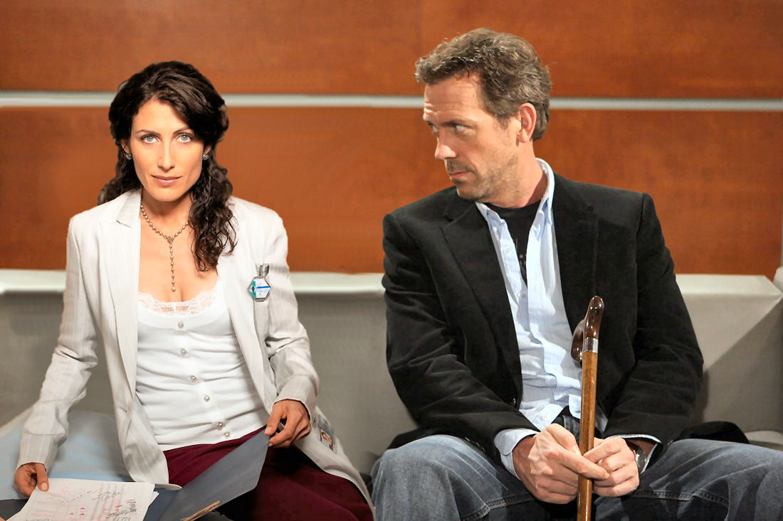 Does house hook up with cuddy. Cuddy appears to have both the