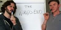 The World's End : Edgar Wright et Simon Pegg planchent dessus
