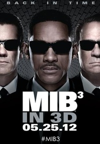 Men in Black 3, nouveau poster !