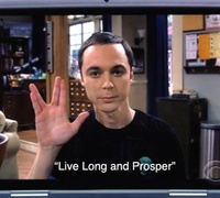 Spock sera dans The Big Bang Theory !