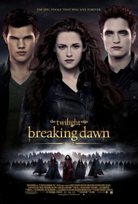 Twilight : La bannière et l'affiche internationale