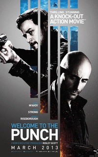 Welcome To The Punch : l'affiche