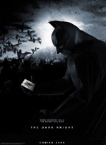 The Dark Knight n'en finit pas d'écraser la concurrence