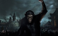 Dawn of the Planet of the Apes : de nouvelles informations