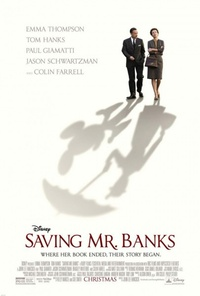 Saving Mr Banks : nouvelle affiche
