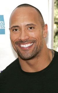 Dwayne Johnson dans San Andreas