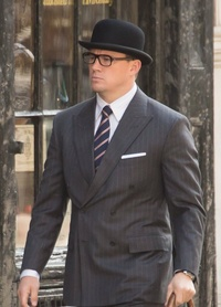 Kingsman 2: Channing Tatum est « so British » sur le tournage de The Golden Circle!