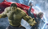 Chris Hemsworth et Mark Ruffalo au casting de Thor 3: Ragnarok