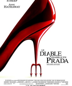 Secret de tournage du film Le Diable s'habille en Prada