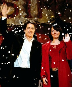 Secret de tournage du film Love actually