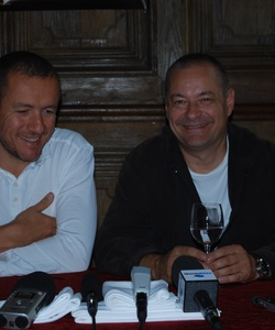 Interview de Dany Boon et Jean-Pierre Jeunet