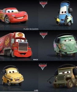 cars 2 les secrets de tournage avec zoom zoom. Black Bedroom Furniture Sets. Home Design Ideas