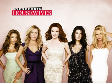 Logo de la série Desperate Housewives