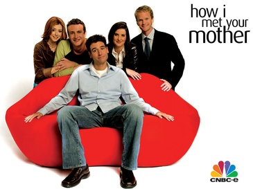 Logo de la série How I met your mother