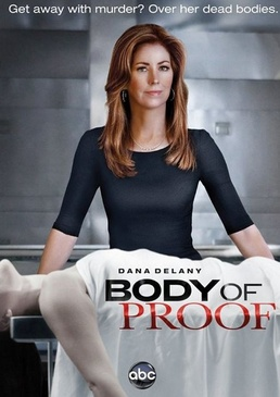 Logo de la série Body of proof